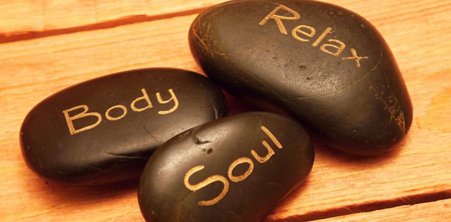 de-stress sensual massage