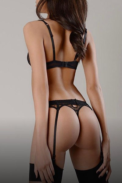 a massage therapist with a seductive smile and fantastic skills at massage