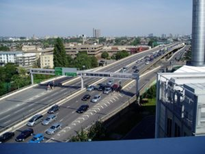 the westway in west london