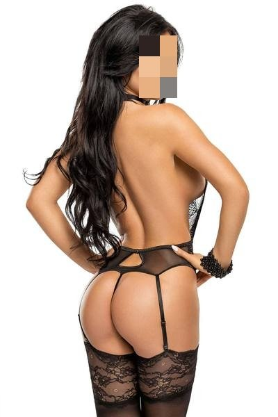 sofia delights with amazing nuru skills in london