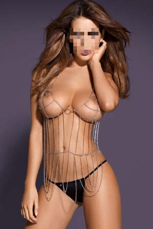 Rachel is a tantric massage expert working in London