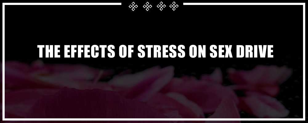 the effects of stress on sex drive